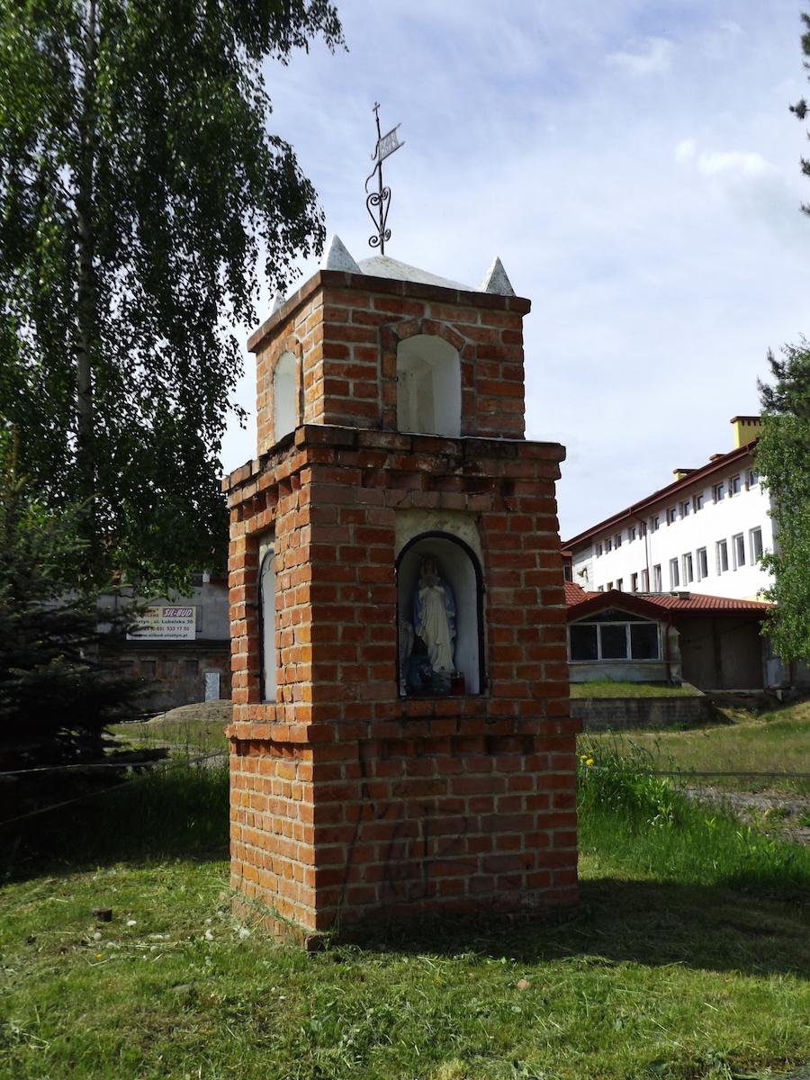Kapliczka koło wsi Dorotowo