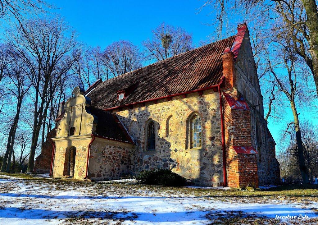 Kościół w Gudnikach