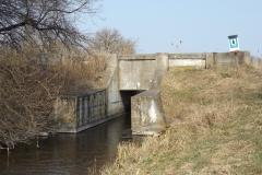Akwedukt we wsi Silice
