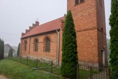 Bukwałd, kościół św. Józefa