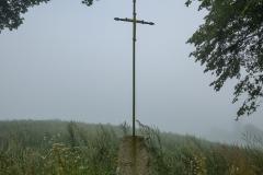 Bukwałd, krzyż