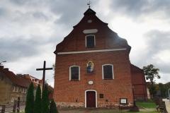 Dobre Miasto, Cerkiew grekokatolicka pw. św.Mikołaja (dawniej kaplica szpitalna)