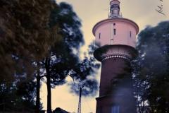 Dobre Miasto - Wieża Ciśnień z 1905 r.