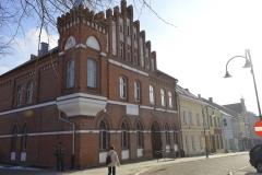 Dom Środowsk Twórczych RATUSZ, dawny Urząd Miasta, ul.Hoża i Ratuszowa