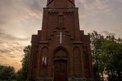 Frączki, kościół św. Marii Magdaleny