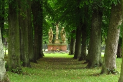 Frombork - Cmentarz Kanoników na pn-zach