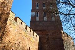 Frombork - Wieża Radziejowskiego, na pd-wsch
