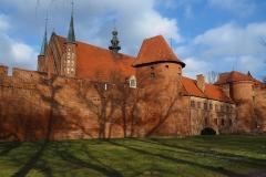 Frombork - Wzgórze Katedralne, na pn-wsch