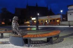 Fromborski Rynek, kier. pd.