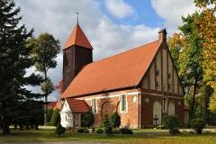 Gutkowo, kościół Św. Wawrzyńca