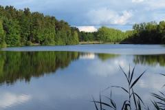 Jezioro Długie, na pd-wsch