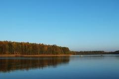 Jezioro Gąsiorowskie - Gąsiorowo Olsztyneckie, kier. poł. - wsch.