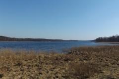 Jezioro Gim, zachodni brzeg