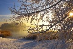 Jezioro Klebarskie na Warmii