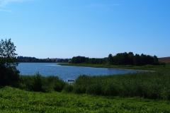 Jezioro Kokowo, wieś Modliny