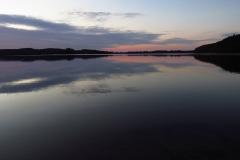Jezioro Legińskie, kier. pn-zach