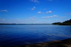 Jezioro Luterskie, wieś Kikity