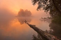 Jezioro Skanda, kier. wsch.