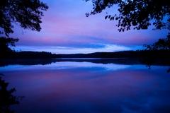 Jezioro Ukiel, Łupstych