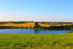 Jezioro w Wojtówku