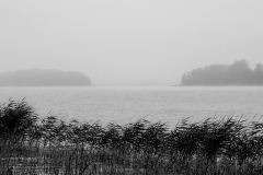 Jezioro Wadąg, kierunek płn-wsch