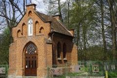 Kaplica przy ul. Orneckiej w Lidzbarku Warmińskim