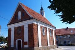 Kaplica pw. św. Krzyża w Jezioranach