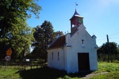 Kaplica we wsi Markajmy, pow. lidzbarski