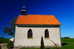 Kaplica we wsi Napraty, pow. lidzbarski