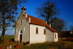 Kaplica, wieś Sarnowo