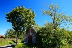 Kaplica, wieś Stoczek, pow. lidzbarski