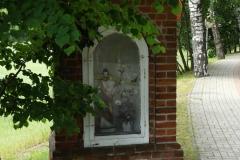 Kapliczka Św. Józefa we wsi Brąswałd