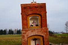 Kapliczka, okolice wsi Ignalin
