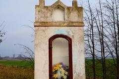 Kapliczka, okolice wsi Runowo