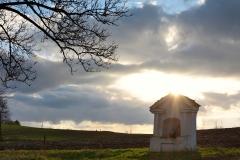 Kapliczka w Żardenikach