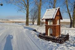 Kapliczka w Bartągu, kierunek północny