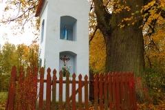 Kapliczka w Długoborze, kierunek południowo-wschodni