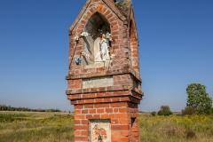 Kapliczka w Wójtowie