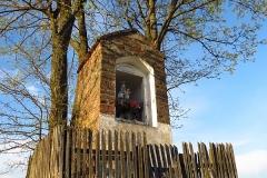 Kapliczka w Wymoju, kierunek północny