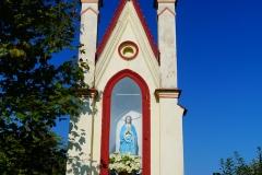 Kapliczka, wieś Tolniki Wielkie, pow. lidzbarski