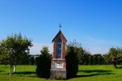 Kapliczka, wieś Wilczkowo