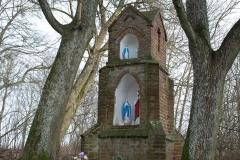 Kapliczka za Kabornem