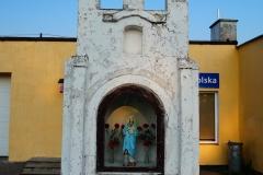 Kapliczka. Wieś Kłębowo, pow. lidzbarski