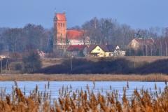 Kościół Św. Jakuba w Kwiecewie, kier. pół.