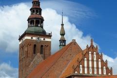 Kościół św. Piotra i Pawła w Lidzbarku Warmińskim, kier. pn-zach.
