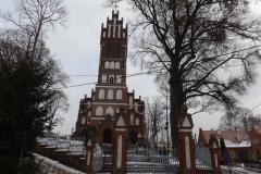 Kościół w Dywitach
