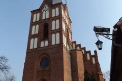 Kościół w Klebarku Wielkim