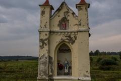 Kochanówka, kapliczka