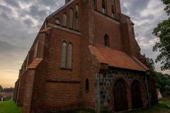 Kochanówka, kościół św. Wawrzyńca