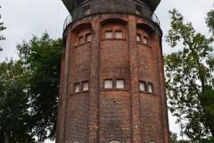 Korsze, wieża ciśnień